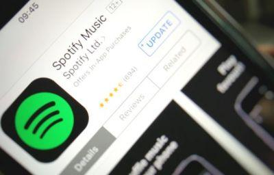 Europe's biggest tech hope Spotify could see profits next year