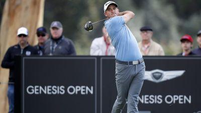 Sam Saunders' bogey-free round gives him 2-shot lead at Riviera