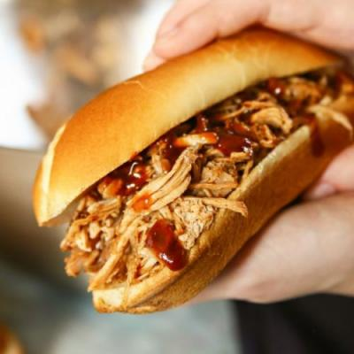 Instant Pot Dr. Pepper Pulled Pork