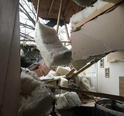 1 person dead as severe weather, including tornadoes, reported in North Carolina