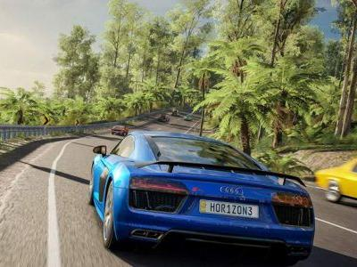 Forza Horizon 4 Update Brings Route Creator, New Horizon Story