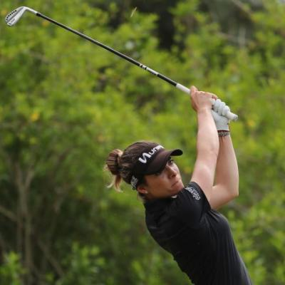 Gaby Lopez hangs on in China to win first LPGA title