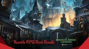 ET Deals: 5E Dungeons, Hordes, and Horrors RPG Humble Bundle