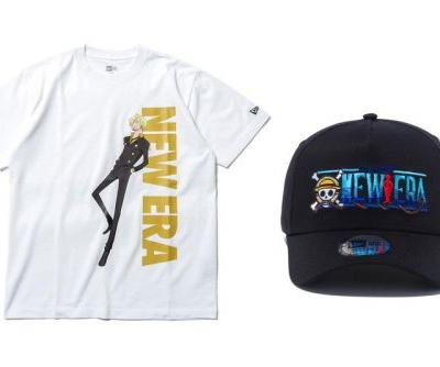 """New Era's Expansive """"'One Piece' Cap Crew"""" Collection Honors Sanji and Zoro"""