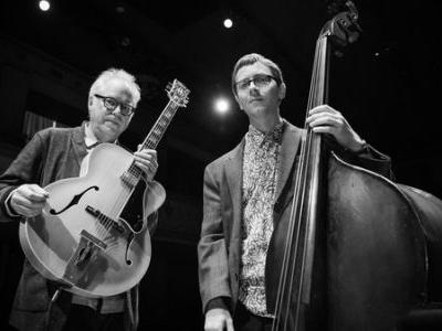 Bill Frisell And Thomas Morgan Finesse The Iconic Theme 'You Only Live Twice'