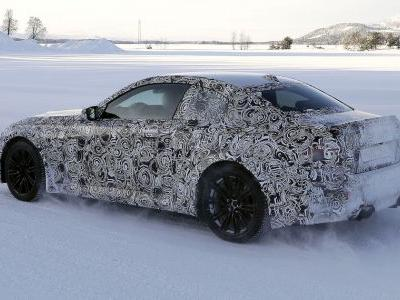 This Is The Next BMW M2: Expect 400bhp+ And A Big Face