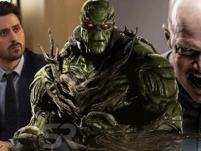 Swamp Thing Cast: Lead Roles For DC Universe Series Confirmed