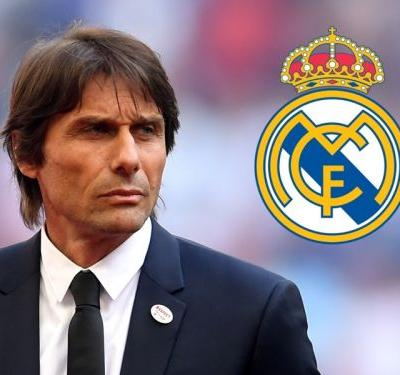Conte yet to be contacted by Real Madrid, claims former Chelsea manager's brother