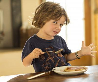 Adorable Toddler Cookbook Includes Recipe for Pancakes with Just One Ingredient