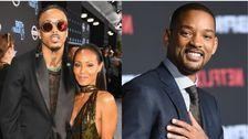 Jada Pinkett Smith Denies Singer's Claim Will Smith Gave Blessing To Alleged Affair