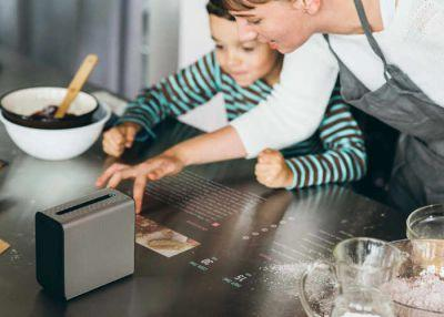 Sony Xperia Touch Projector Launches Spring 2017 For €1500