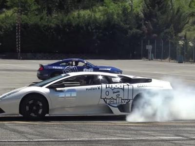 This RWD-Converted Lamborghini Murcielago Cares Not For Your Ears
