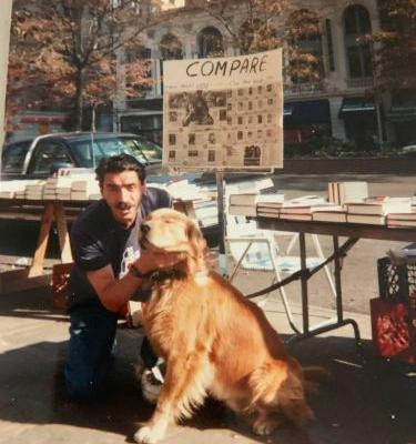 Meet the Man Selling Hundreds of Signed Copies of Philip Roth Books on a New York Street Corner