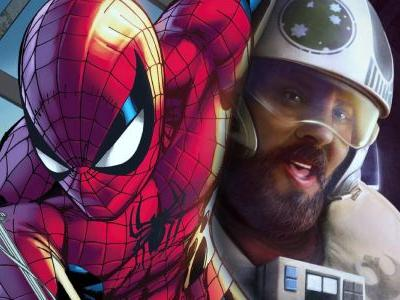 J.J. Abrams' SPIDER-MAN Comic Has a Star Wars Cameo | Screen Rant