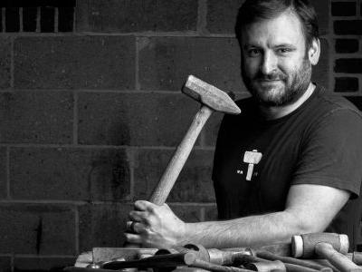 Fifth Hammer Brewer Chris Cuzme Would Take Orval and John Coltrane to a Desert Island
