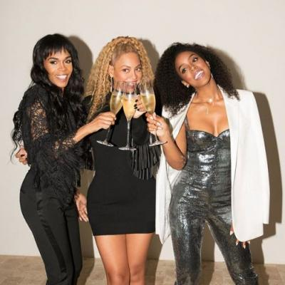 These Cute New Destiny's Child Photos Are Giving Us Life