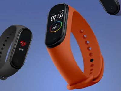 Xiaomi Mi Band 4 adds color display, NFC, voice controls to fitness tracker