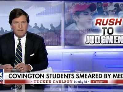 Lawyer: Fake news media must retract false reporting on Covington Catholic School students or face a wave of lawsuits for slander and defamation