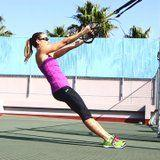 This TRX Exercise Is the Move You Need to Build Up to Pull-Ups
