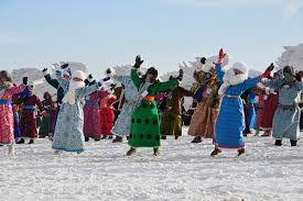 Mongolia aims to develop winter tourism with annual ice festival