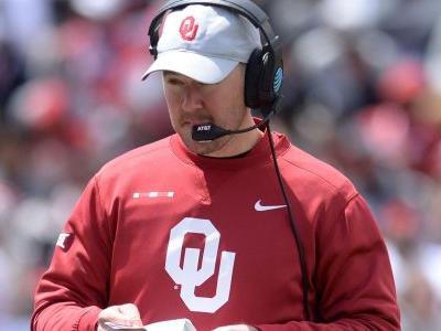 Oklahoma coach Lincoln Riley: If Georgia were in Big 12, 'no way' they're a top-five defense