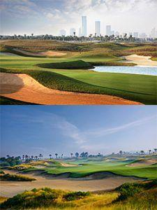 Saadiyat Beach Golf Club Poised For The Start Of The Fatima Bint Mubarak Ladies Open