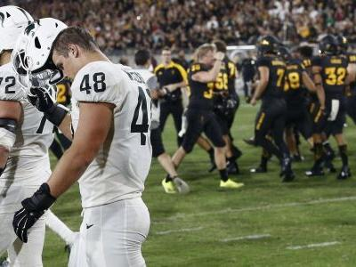 Stay away from the desert: 5 things we learned about Big Ten football in Week 2
