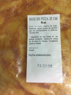 Spanish agency issues warning about pizzas sold online