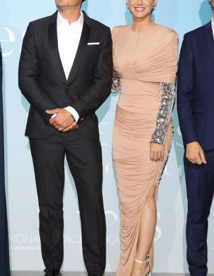 Katy Perry and Orlando Bloom Just Made Their Red Carpet Debut Together