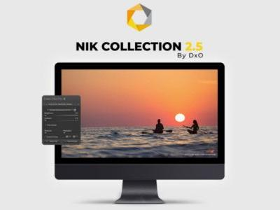 DxO Unveils Nik 2.5: Adds 5 New Film Simulations and Affinity Photo Support