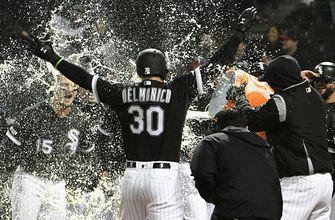 Nicky Delmonico hits walk-off home run to beat Red Sox 6-4