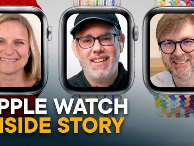 Apple execs talk Apple Watch, health and fitness monitoring, more in new interview