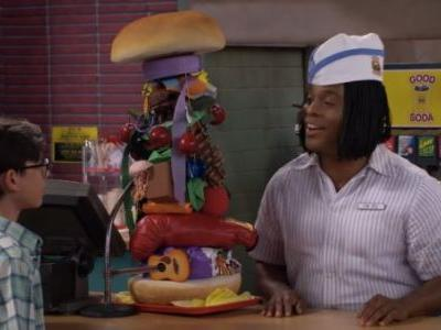'All That' Is Back: Watch the Return of 'Good Burger' and Lori Beth Denberg's Loud Librarian