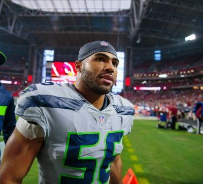 Mychal Kendricks suspended eight games but eligible to play for Seahawks in Week 14