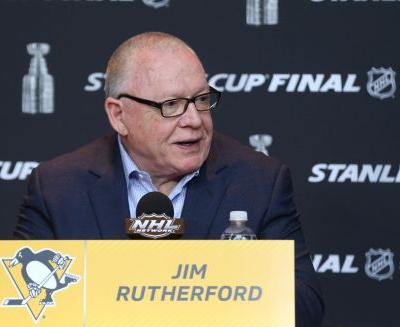 Hall of Famer Jim Rutherford resigns as GM of the Penguins due to personal reasons