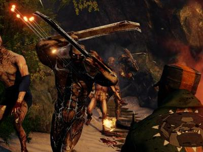 Killing Floor: Double Feature Releases for PS4 on May 21st