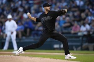 Cease, Moncada lead White Sox past Rangers 8-3