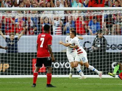 CONCACAF Gold Cup: United States exacts revenge on Trinidad and Tobago