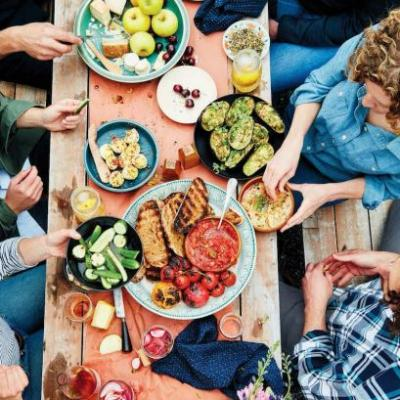 Feast by Firelight: Tips to Eating Well While Camping