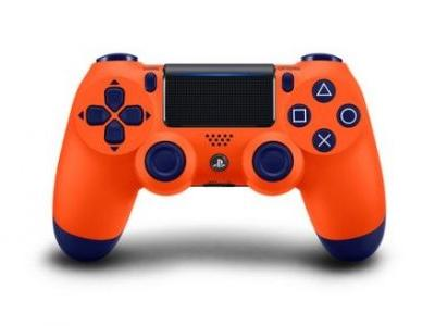 Get Ready for Berry Blue, Sunset Orange, and Other New DualShock 4 Controllers