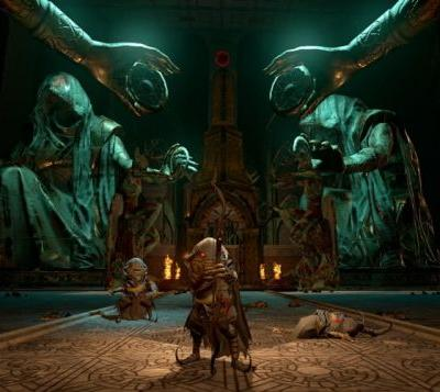 PlayStation VR Mage's Tale dungeon crawl adventure now available