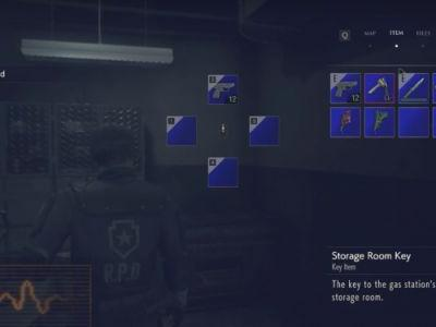This Resident Evil 2 Mod Brings Back The Classic UI