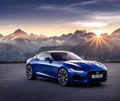 Jaguar Reveal Refreshed F-Type With Sleek New Face