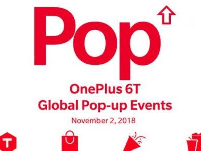 Nine Indian cities to host OnePlus 6T pop-up eventson November 2