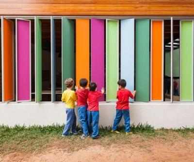 The Role of Color in Architecture: Visual Effects and Psychological Stimuli
