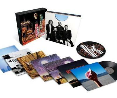 The Killers announce career-spanning seven-album vinyl box set