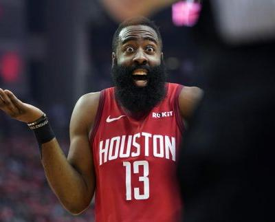 Houston Rockets, James Harden close out Jazz, likely to face Warriors next