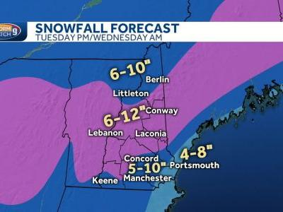 Incoming storm bringing snow, wintry mix will affect 2 commutes