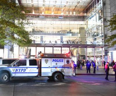 CNN evacuated after bomb threat at Time Warner Center