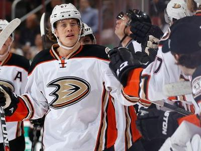 Ducks injury updates: C Rickard Rakell out indefinitely, G Ryan Miller sidelined 6 weeks